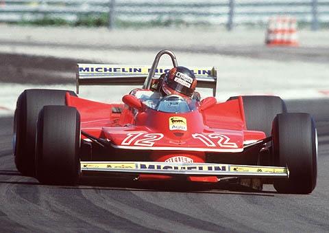 Gilles Villeneuve's 1979 Ferrari 312 T4 http://www.f1deals.com/category/blog