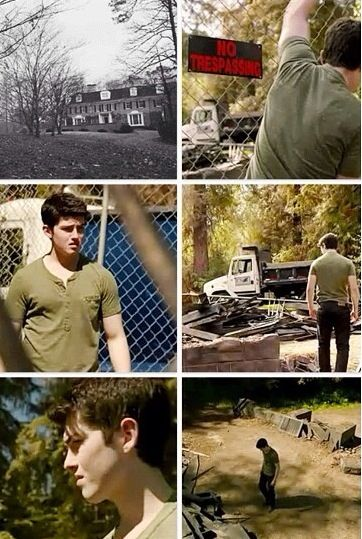 Uhg I love the little Derek. I mean I love the old one better but the little one has a huge place in my heart...