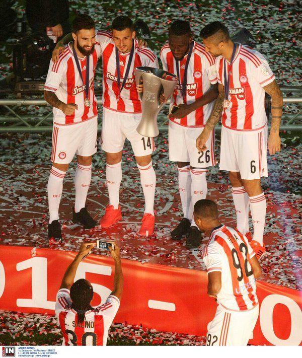 """Ο χρήστης Omar Elabdellaoui στο Twitter: '' We are the champions ! """""""