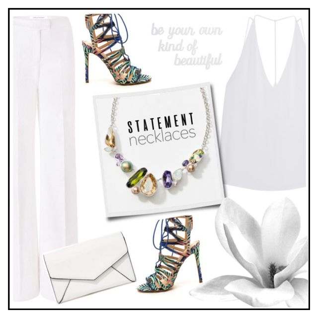 Statement necklaces by sumarie