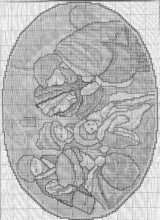 335 best images about cross stitch on pinterest - Manteles para navidad ...