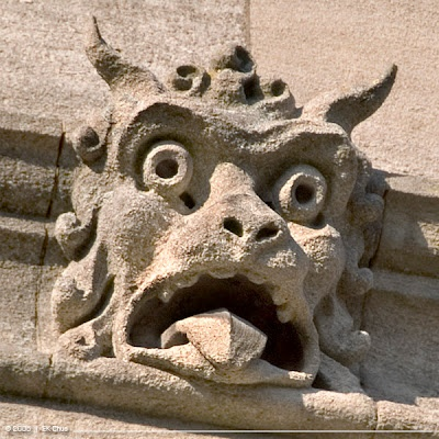 No.1: Oxford Gargoyles and Grotesques