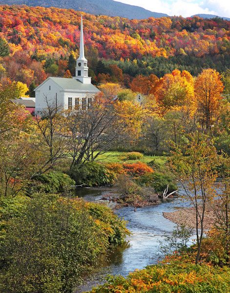 Stowe vermont one of my favorite romantic getaways for New england honeymoon packages