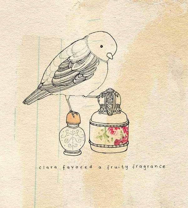 illustration by kate wilson - love it :)