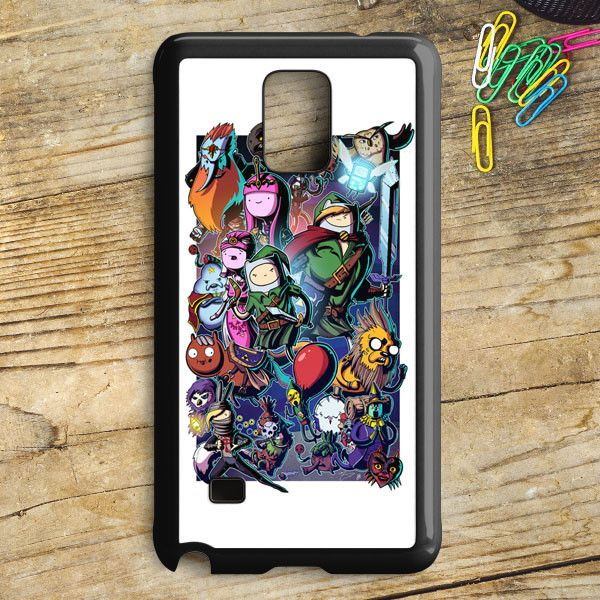 Adventure Time Party Time Samsung Galaxy Note 5 Case | armeyla.com