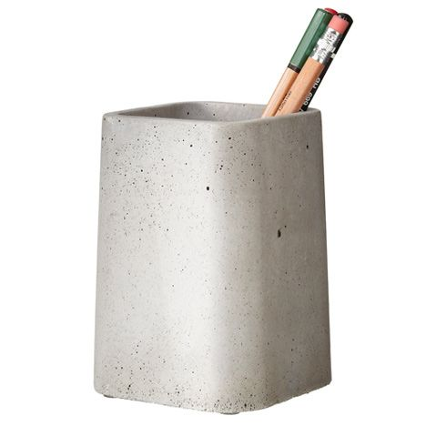 pencil holder, container