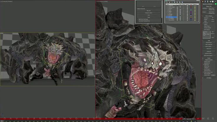 I had 4 days to animate 3 shots for the Behemoth reveal trailer in October 2014.  I wanted to test some recording software(FFSplit) so I recorded my animation process…