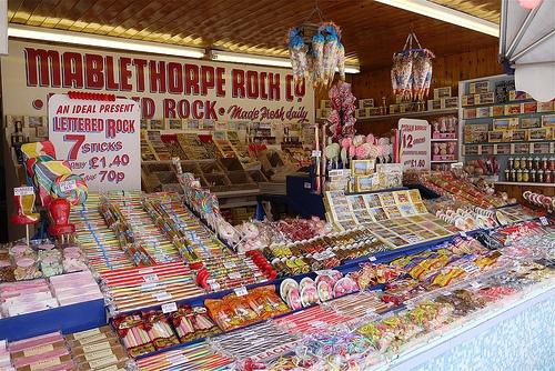 Rock Shop Mablethorpe
