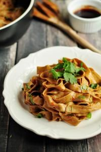 Spicy Chinese Noodles on MyRecipeMagic.com The easiest and most irresistible spicy Chinese noodles you'll ever make.