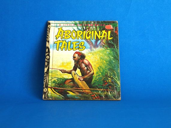 Aboriginal Tales Story Book  A Little Golden Books  by FunkyKoala