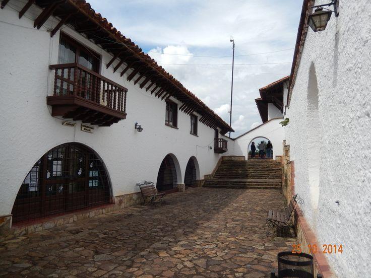 Guatavita, departamento de Cundinamarca, Colombia.