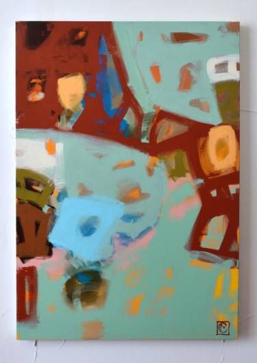 "Saatchi Art Artist Matteo Cassina; Painting, ""PRIMITIVE-11.5.16"" #art"