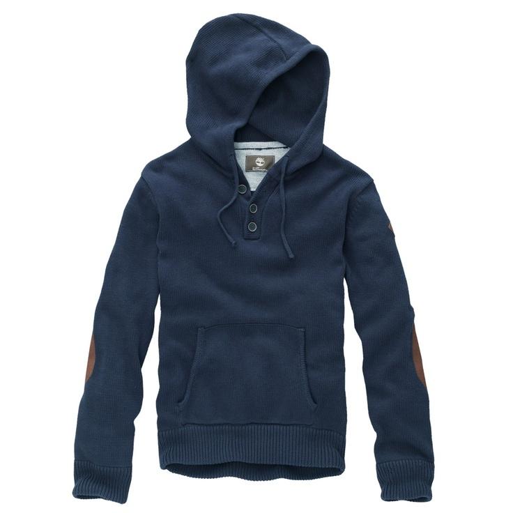 Купить мужские свитеры Timberland Men's Earthkeepers® Half-Button Hooded Sweater в интернет-магазине drez.ru