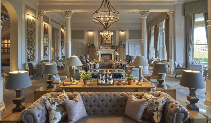 The Principal, York, UK - Opulent Railway Hotels Still Offer Gilded Age Glamour Photos | Architectural Digest
