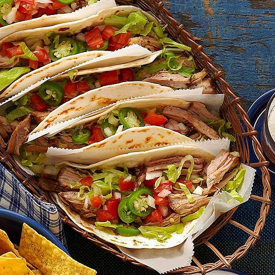 From fajitas to tacos and burritos, serve up one of these 20 slow cooker Mexican recipes that will quickly become family favorites!