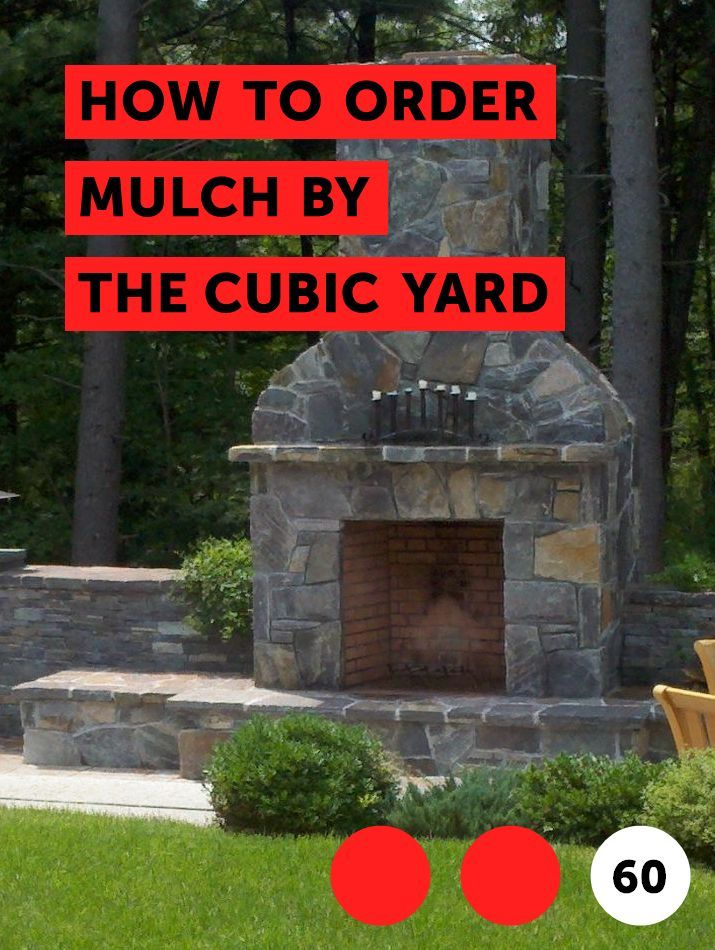 Learn How To Order Mulch By The Cubic Yard How To Guides Tips And Tricks Corn Plant Small Shrubs Types Of Mulch
