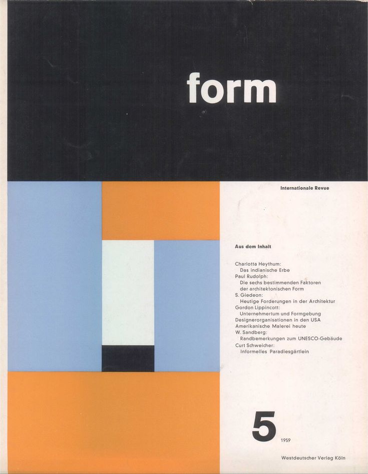 Form Magazine Covers (53)