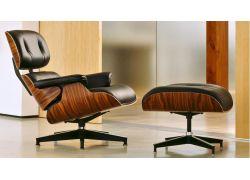 Πολυθρόνα Lounge Chair με Υποπόδιο