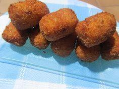 Croquetas con sabor a pizza thermomix, croquetas thermomix pizza thermomix,