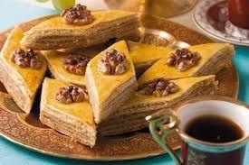 Картинки по запросу арабская кухня сладости