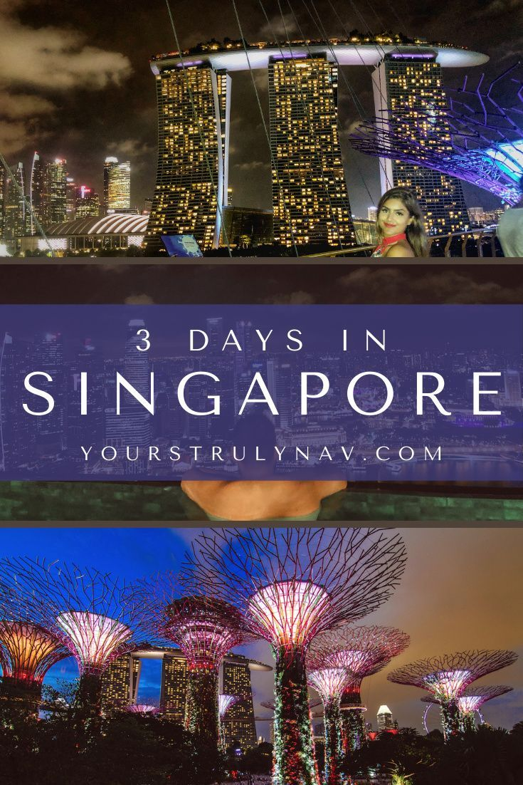 3 Days In Singapore In 2020 Singapore Travel Asia Travel Guide Female Travel Bloggers
