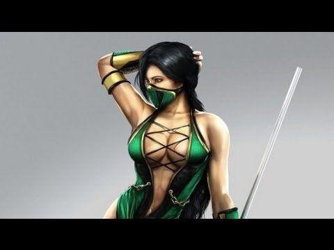 Kitana-Mortal Kombat by Anastasya01 on DeviantArt