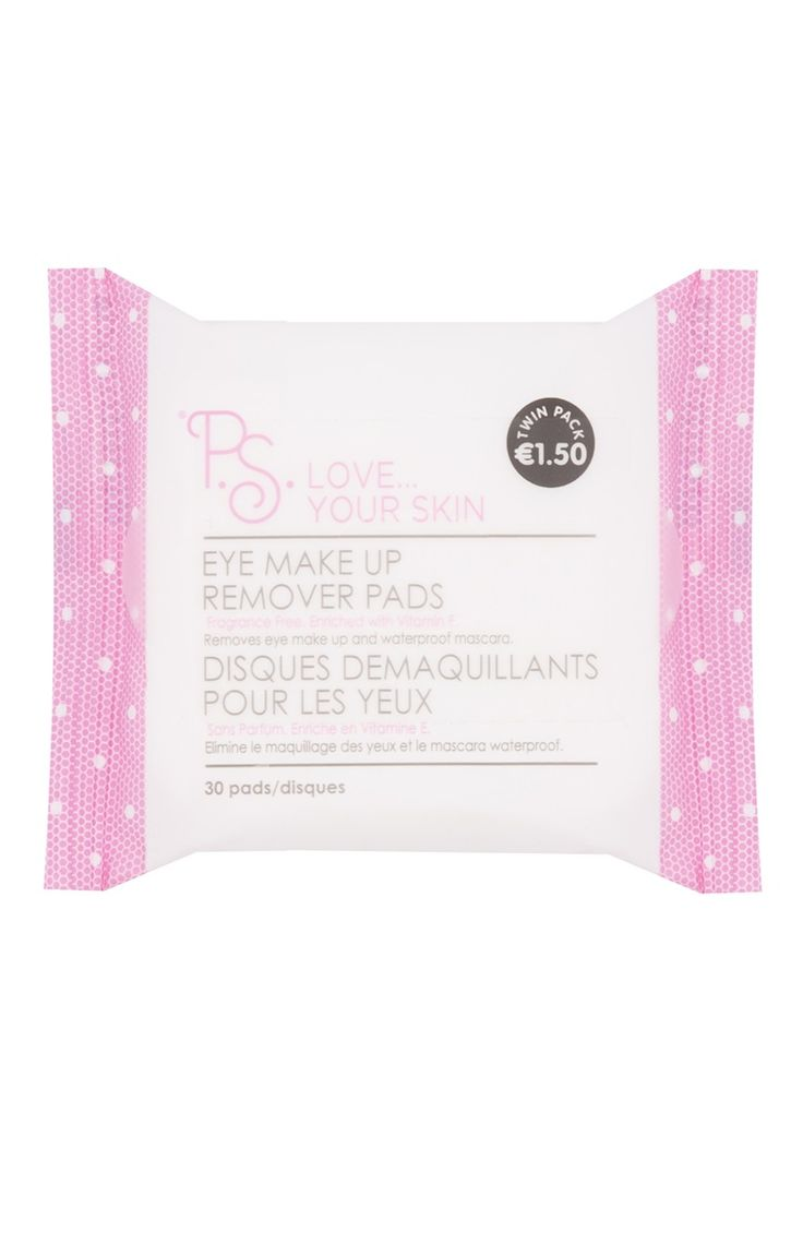 2 Pack Eye Makeup Remover