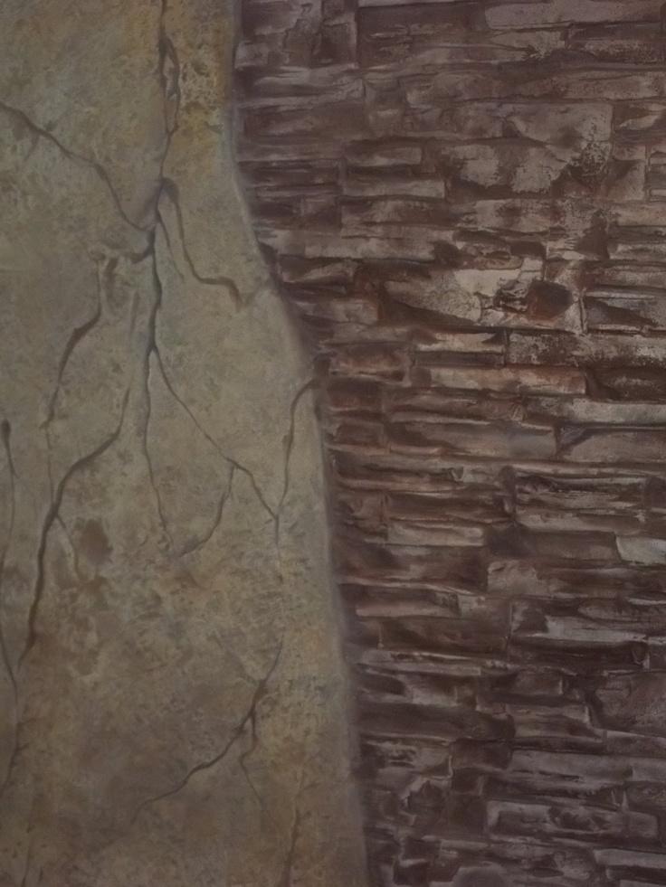 Stampo roccia + Dolomite Stone