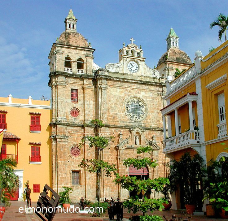 Tourism in Cartagena de Indias