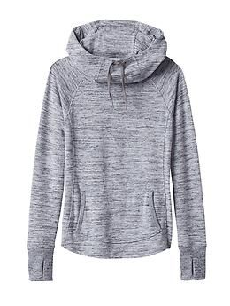 Techie Sweat Hoodie - Beyond-soft Techie Sweat with a cozy cowl hood and cover-your-assets length is your new hoodie standby.