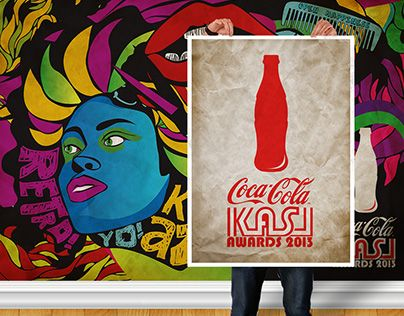 "Check out new work on my @Behance portfolio: ""Coca Cola Kazi Awards"" http://be.net/gallery/52909291/Coca-Cola-Kazi-Awards"
