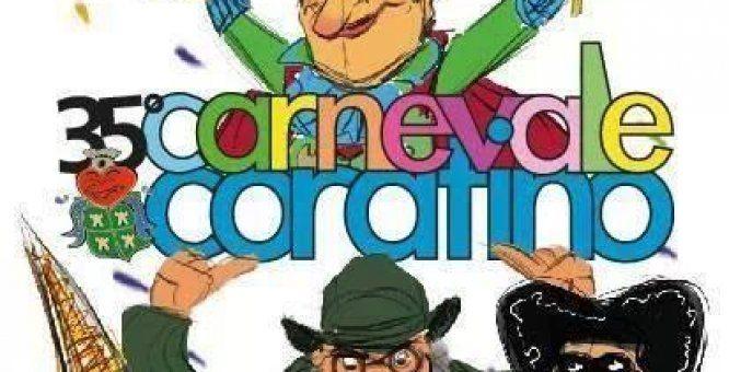 Carnevale Coratino - 35° Edizione. Location: Via Vittorio