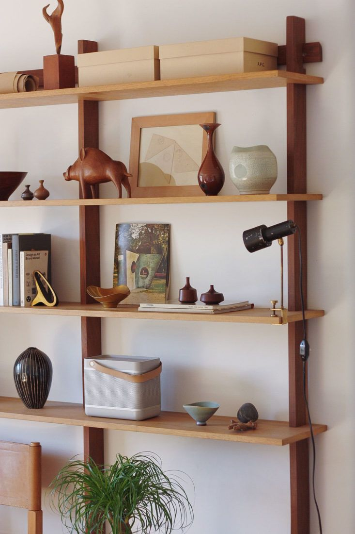 Best 25 midcentury office storage ideas on pinterest midcentury midcentury modern mashup at home with a rising design star in la amipublicfo Gallery