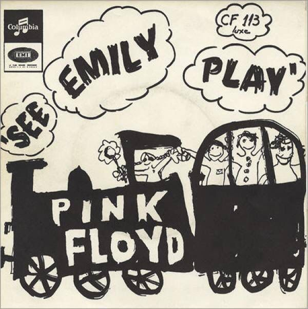 18th May 1967, Pink Floyd started recording their forthcoming single 'See Emily Play' at Sound Techniques Studios, Chelsea, London. Syd Barrett was inspired to write See Emily Play, by the 'looning about' of the early Pink Floyd fan Emily Young, (who is now a renowned sculptor). Guitarist David Gilmour, playing gigs in France with his own band in that period, visited Floyd in the studio during a trip to London. More on 'See Emily Play' here:http://www.thisdayinmusic.com/pages/see_emily_play