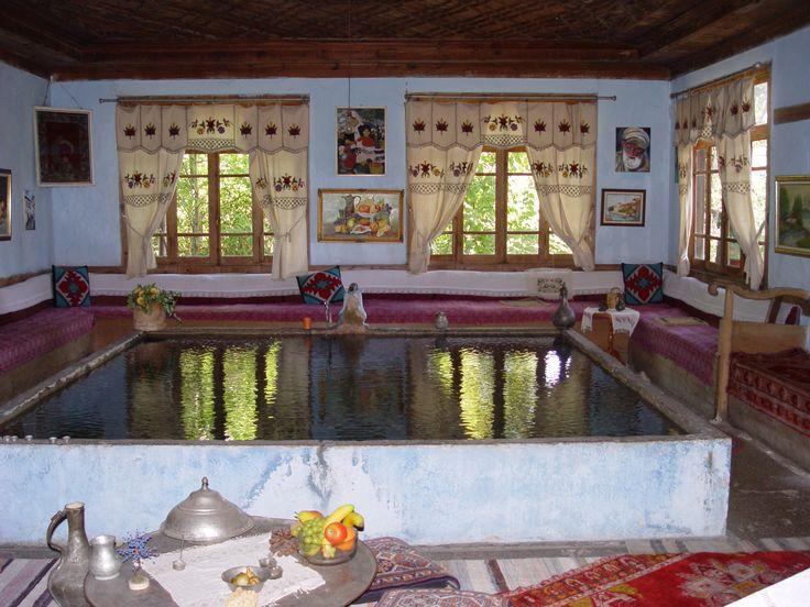 A house in Safranbolu