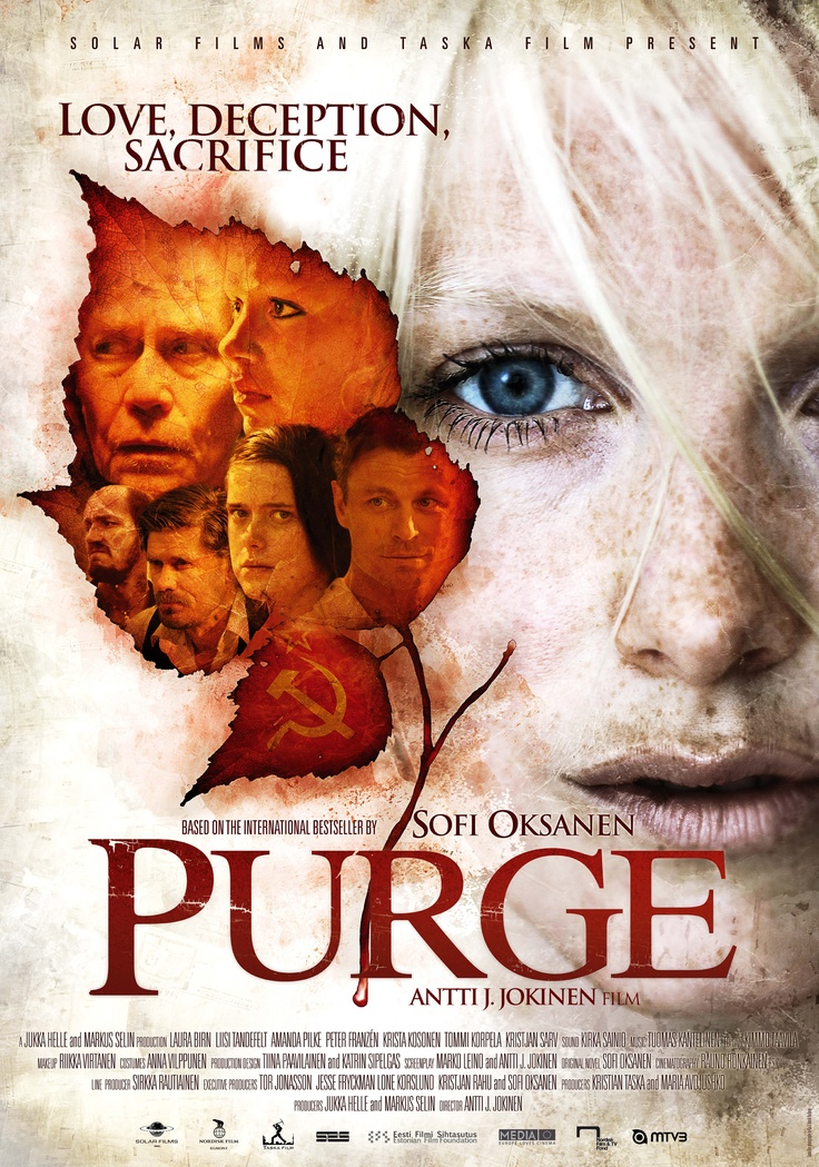 Purge - the movie from a book by Sofi Oksanen