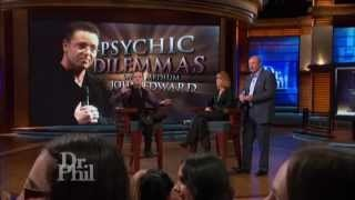 John Edward on Dr. Phil - 9/17/2012 - Part 2 - John Edward