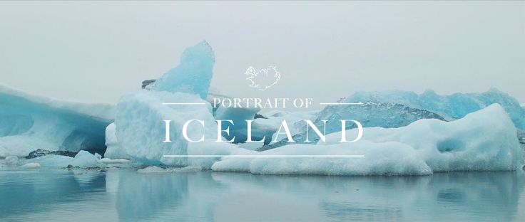 Portrait of #Iceland