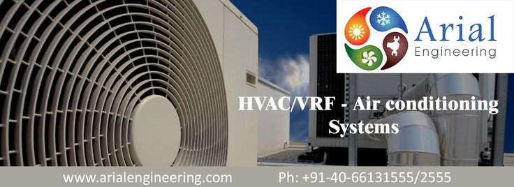 A rapidly growing supplier of world-class #AC units, Arial Engineering Services offers a complete #HVAC, #VRF Air conditioning system design, Sales, Installation and Services for Residential, Commercial and Industrial Segments with best air conditioning products.