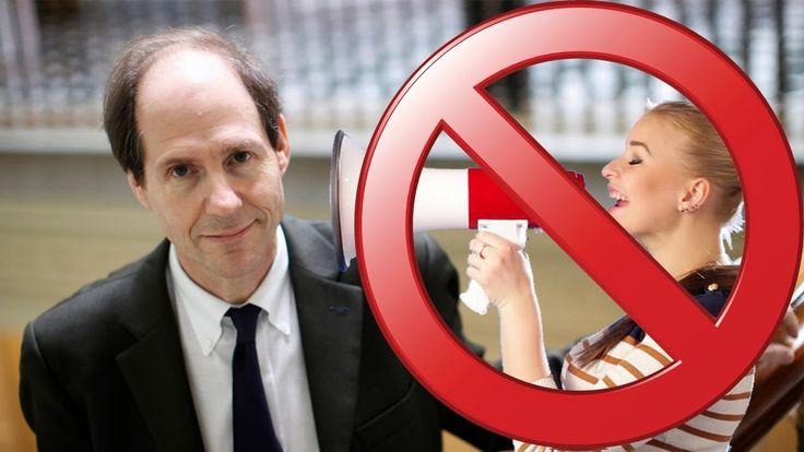 Obama/Cass Sunstein Behind Law Cracking Down On Free Speech