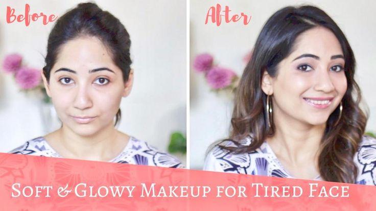 NEW VIDEO ALERT: Dull to Glam | Makeup Look for Tired looking Face | Soft and Glowy Makeup (Direct link of the video in my bio) . . . . #makeuplook #makeupvideos #makeuptutorial #ishitakhattar #lovefashionmakeup #instavideo #indianmakeup #delhiblogger #delhiyoutuber #imbbmakeupgurus  #beautyyoutuber #beautyvlogger #youtubeindia #youtuber #weekend #partymakeup #makeup #makeuplover #easymakeup #pressplay #glammakeup #beautybloggers #delhiyoutuber #newvideo #beforeafter #transformation