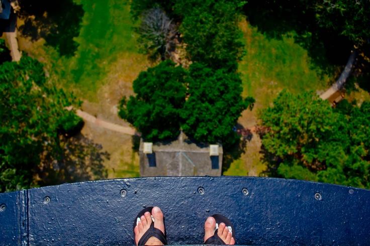 162 feet above