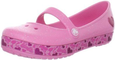 Crocs Genna Barbie Mary Jane (Toddler/Little Kid) crocs. $32.68. Manmade. Made from oh so comfortable Croslite by Crocs. Manmade sole