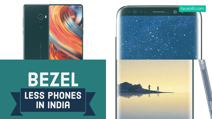 Best Bezel Less Mobiles Phones & Full View Display Under 20000 in India