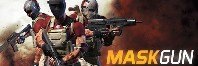 MaskGun - Multiplayer FPS 2.088 - Android Multiplayer Shooter Game  mode