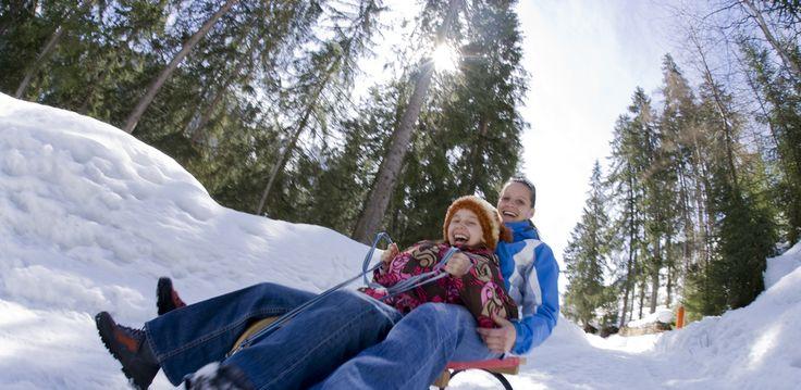 #Rodeln #Schnee #tiroleroberland