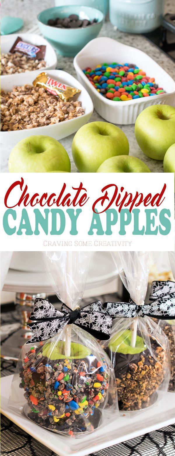 Learn the step by step to make gourmet candy covered apples at home. Chocolate or caramel dipped also works well.