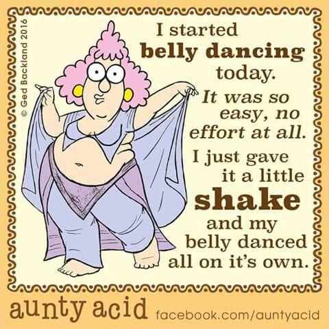 Keep on dancin Aunty                                                                                                                                                                                 More