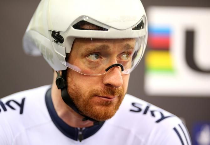 Bradley Wiggins (Team GB) WCT 2016 (Getty Images Sport)
