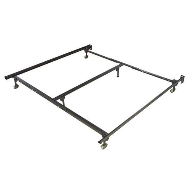 Glideaway 66rr Advantage Frames Standard With 6 Legs Rug Roller Queen 44 King Cal King Size King Metal Bed